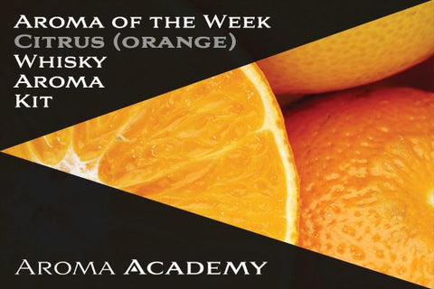 Focus Aroma : Whisky Aroma Kit : Citrus (Orange)
