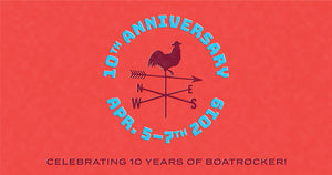Boatrocker turns 10!