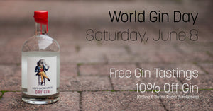 Celebrate World Gin Day