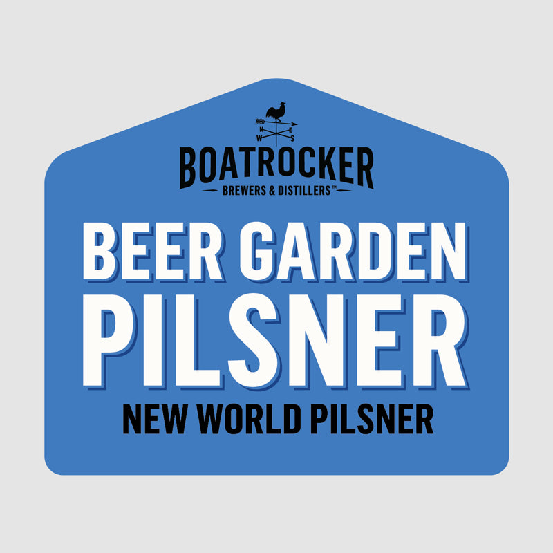 Beer Garden Pilsner I 330ml bottle