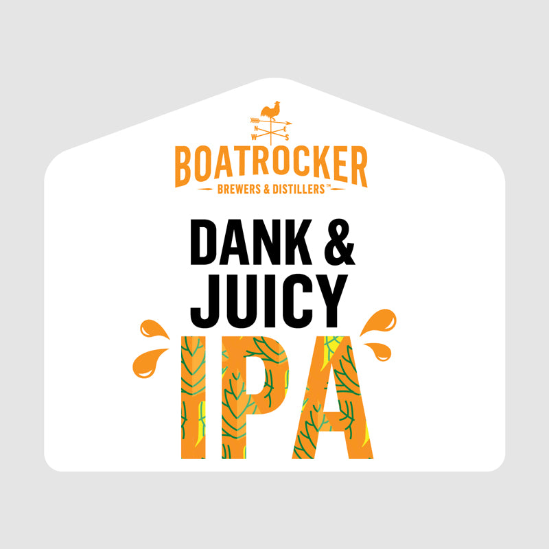 Dank & Juicy IPA | Can