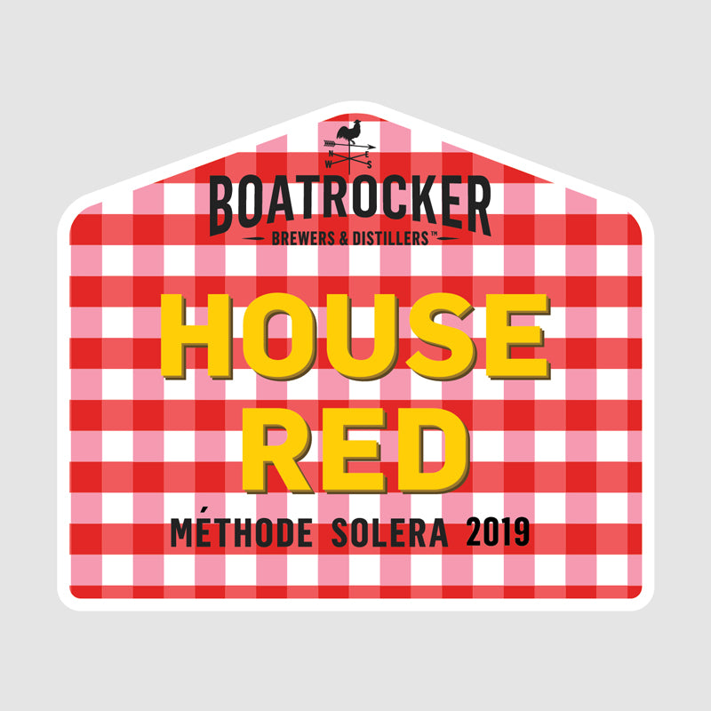 House Red – 2019