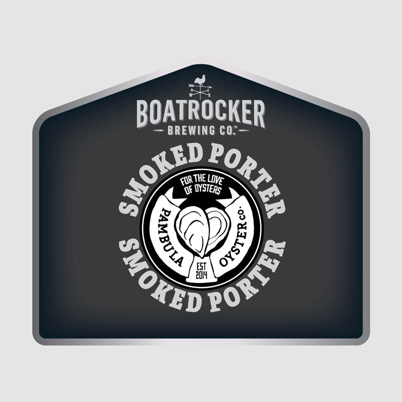 Smoked Oyster Porter