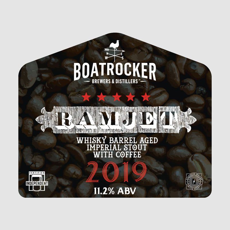 Coffee Ramjet 2019