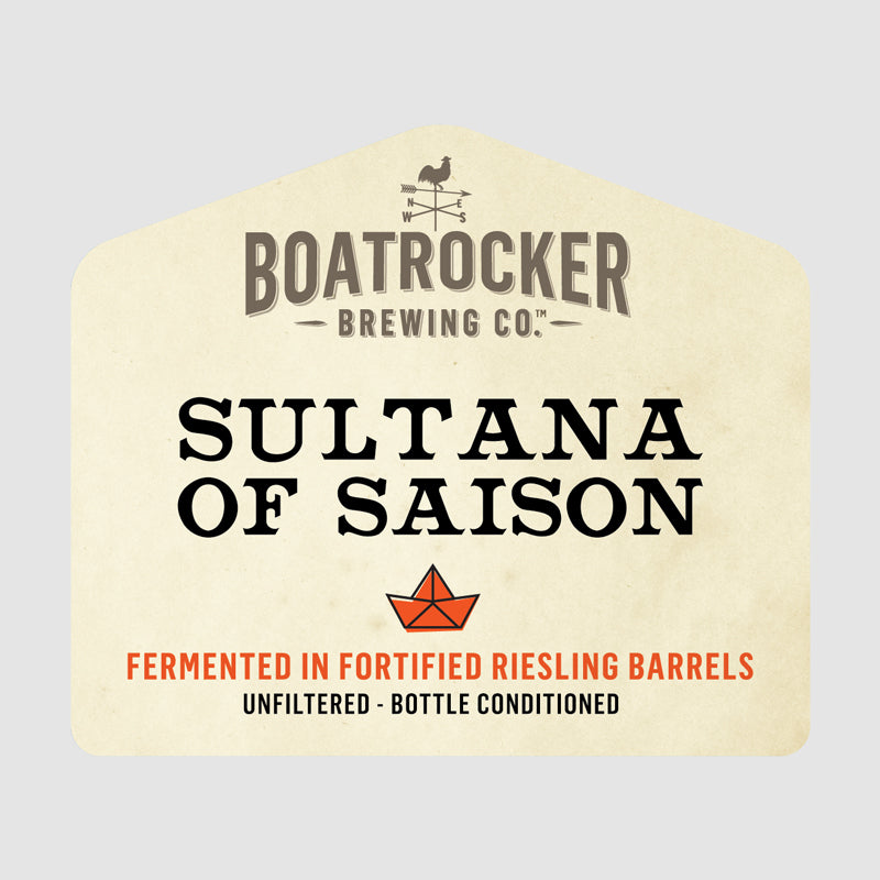 Sultana of Saison I 330ml bottle