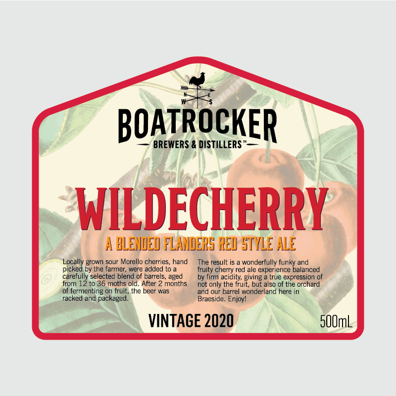 Wildecherry - 2020
