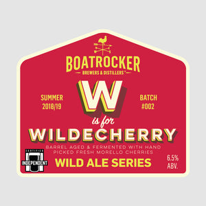 W is for Wildecherry