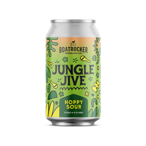 Boatrocker Jungle Jive Hoppy Sour Beer Can
