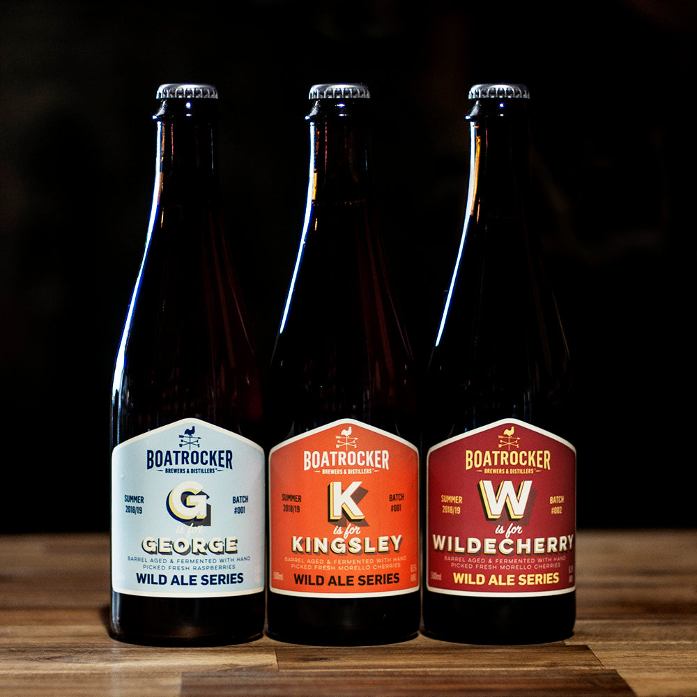 Wild Ale Series Beer Pack