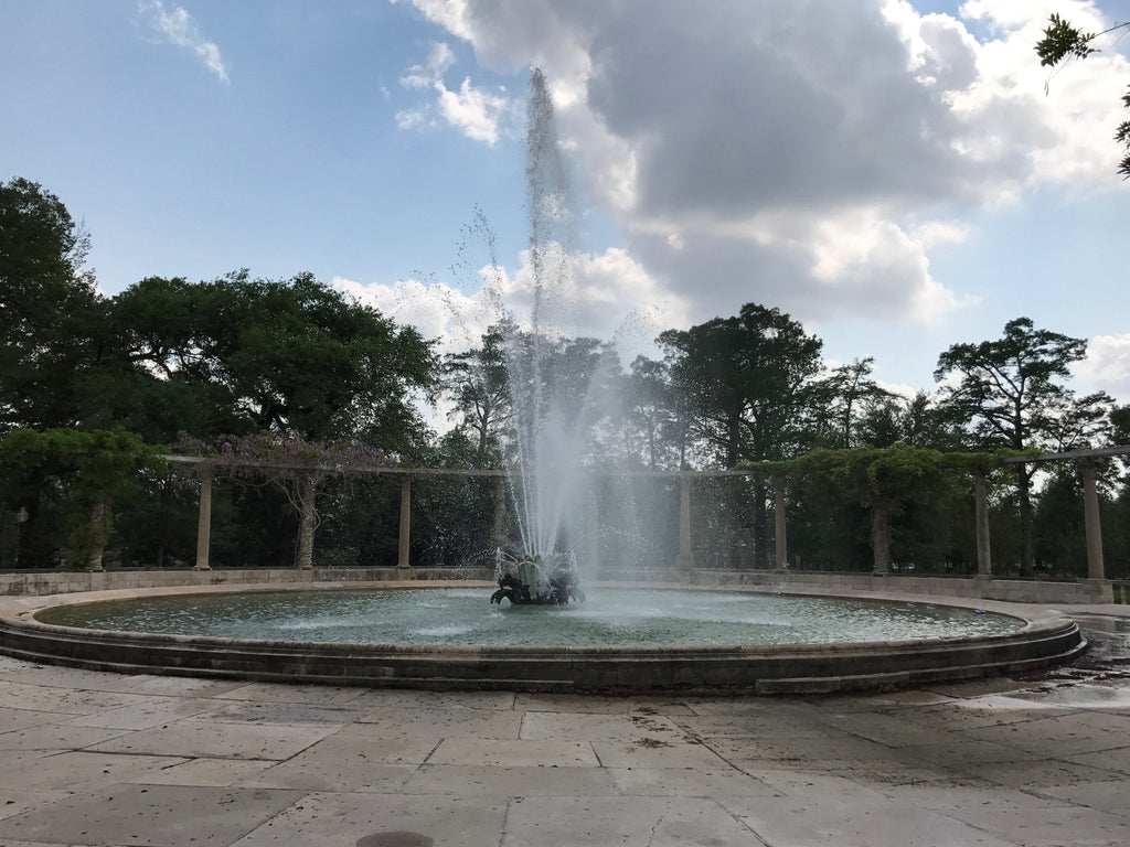 Garden Fountains of New Orleans: From Witchcraft to Weddings