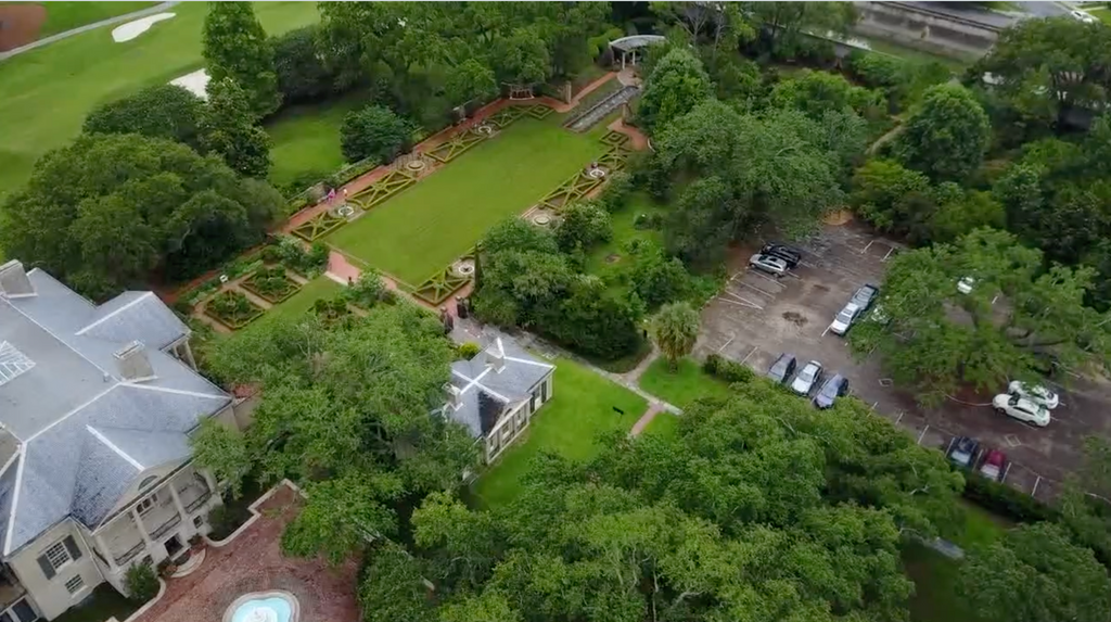 Garden Tour with Chad Everett Harris | Longue Vue House & Gardens in New Orleans