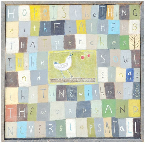 Sugarboo Designs Hope Is The Thing Art Print