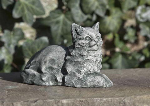 Cleo the Cat Garden Statue by Campania International