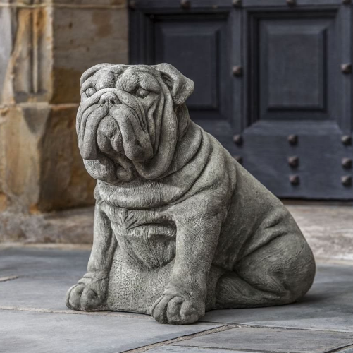 Aug CAMPANIA INTERNATIONAL ANTIQUE BULLDOG IS THE PERFECT GIFT