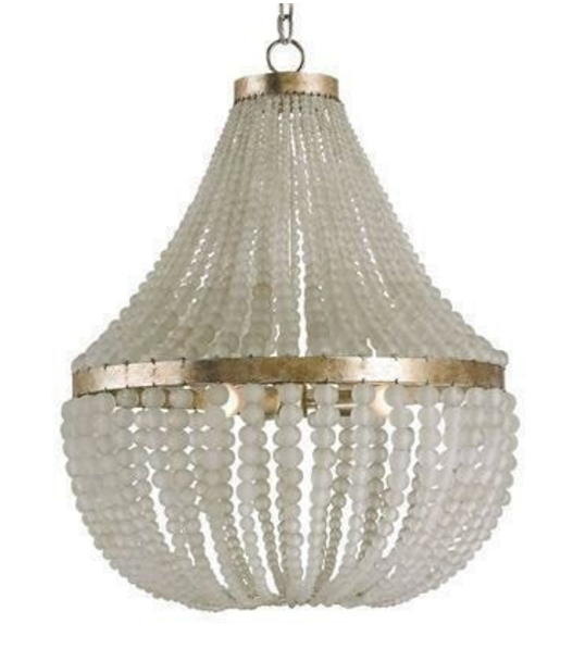 CURREY AND COMPANY CHANTEUSE CHANDELIER