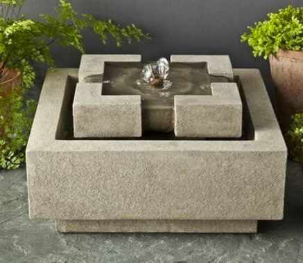 CAMPANIA INTERNATIONAL M-SERIES ESCALA FOUNTAIN