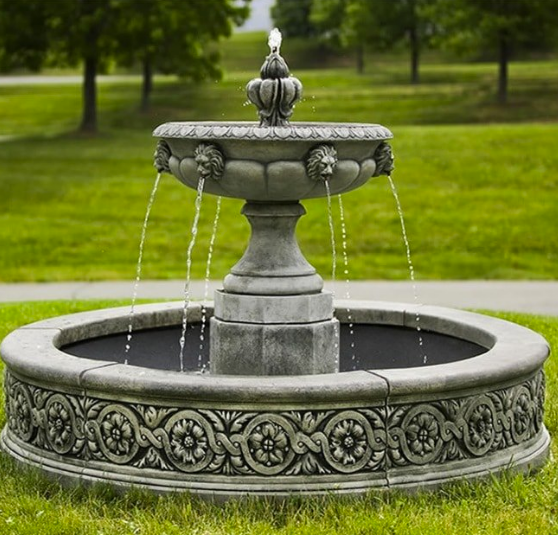 Campania International Parisienne One Tier Fountain