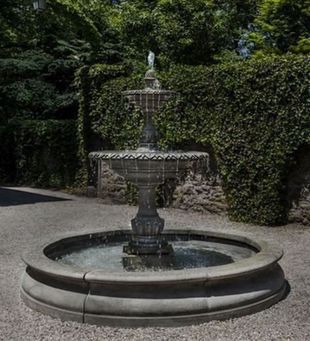 large garden fountains for sale