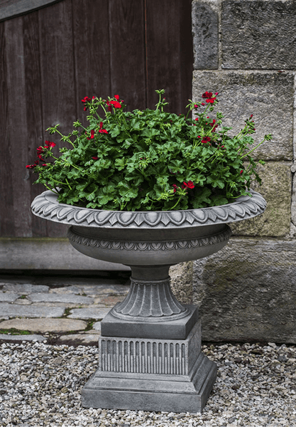 Campania International Beacon Hill Urn with Beacon Hill Pedestal