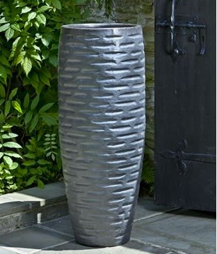 Lunas Planter in Art Pottery by Campania International