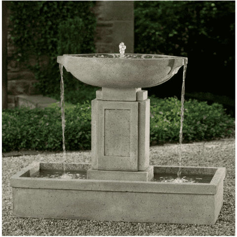 Image of Campania International Austin Fountain - Patio Fountains