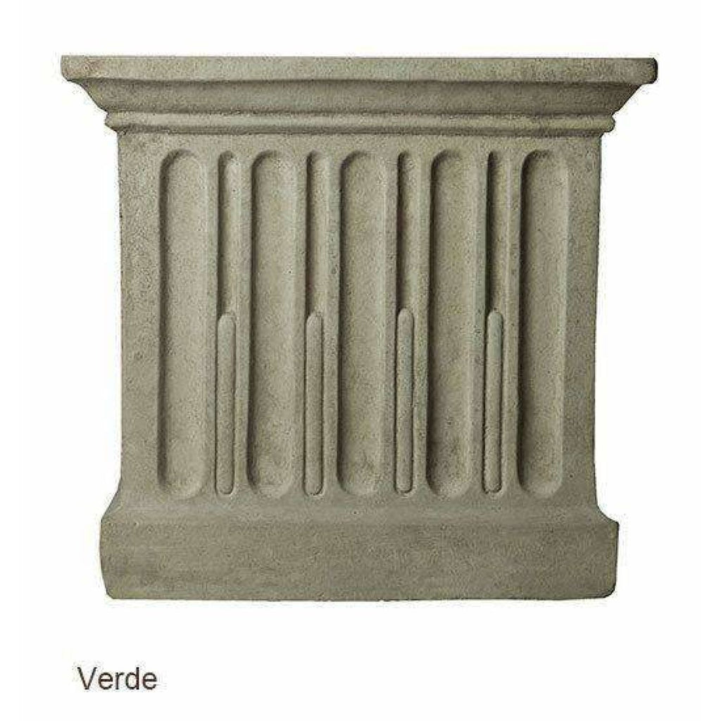 Campania International Basin System FBS-72 - Verde - Garden Fountain Supplies