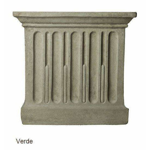 Image of Campania International Basin System FBS-72 - Verde - Garden Fountain Supplies