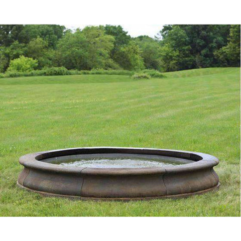 Campania International Basin System FBS-90 - Garden Fountain Supplies