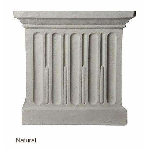 Campania International Basin System FBS-90 - Natural - Garden Fountain Supplies