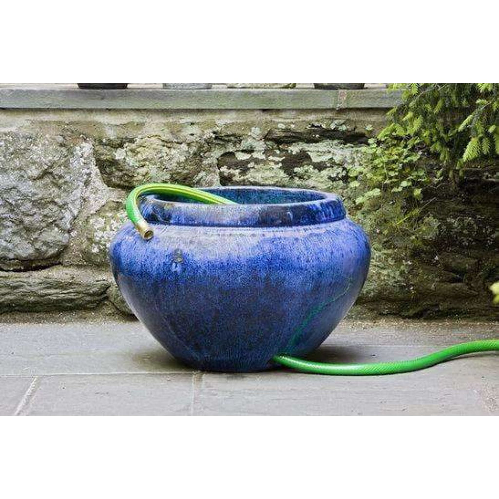 Campania International Hose Pot with Lip - Hose Pots