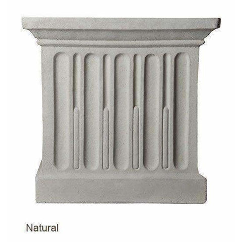 Image of Campania International Long Beach Fountain - Natural - Modern Fountains