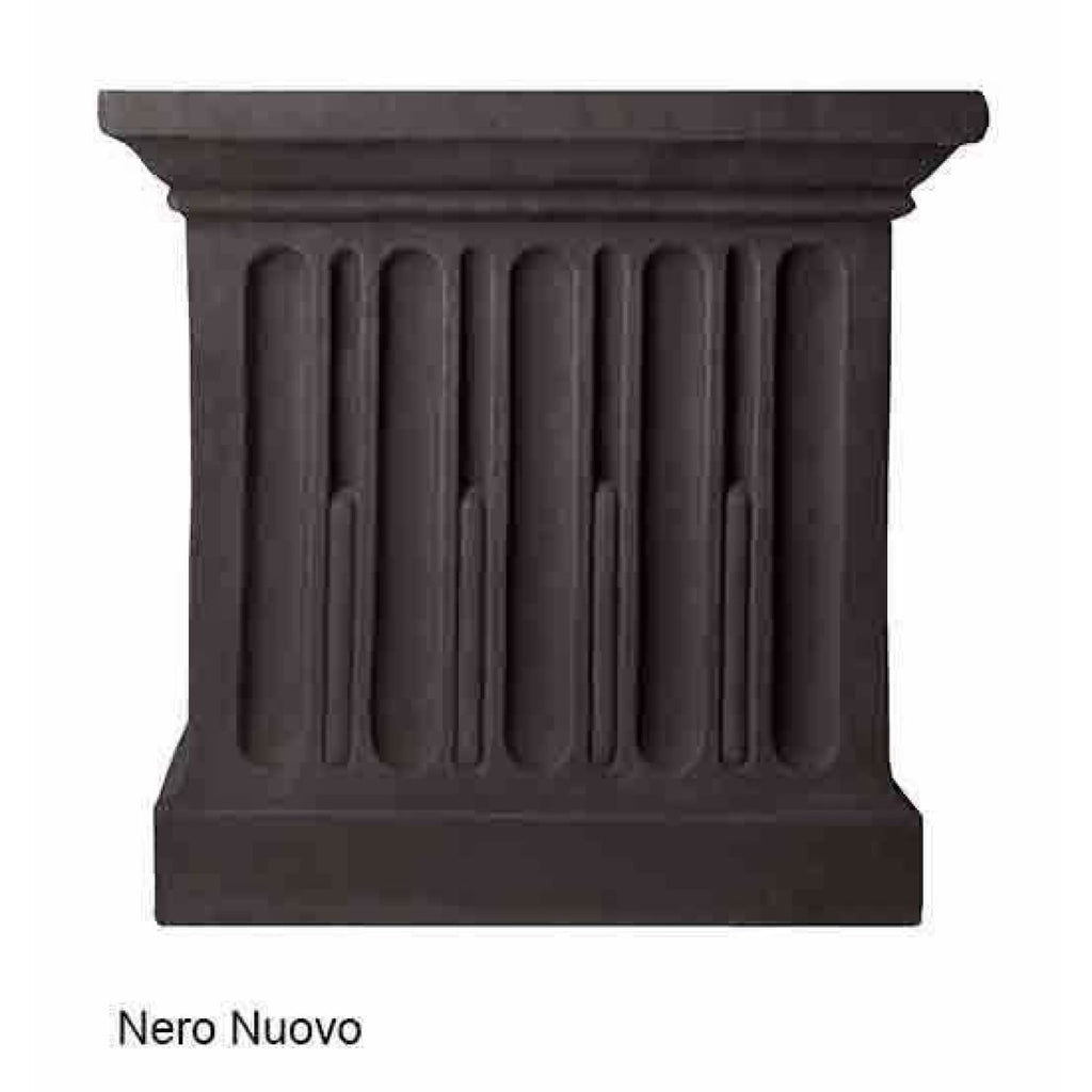 Campania International Long Beach Fountain - Nera Nuovo - Modern Fountains