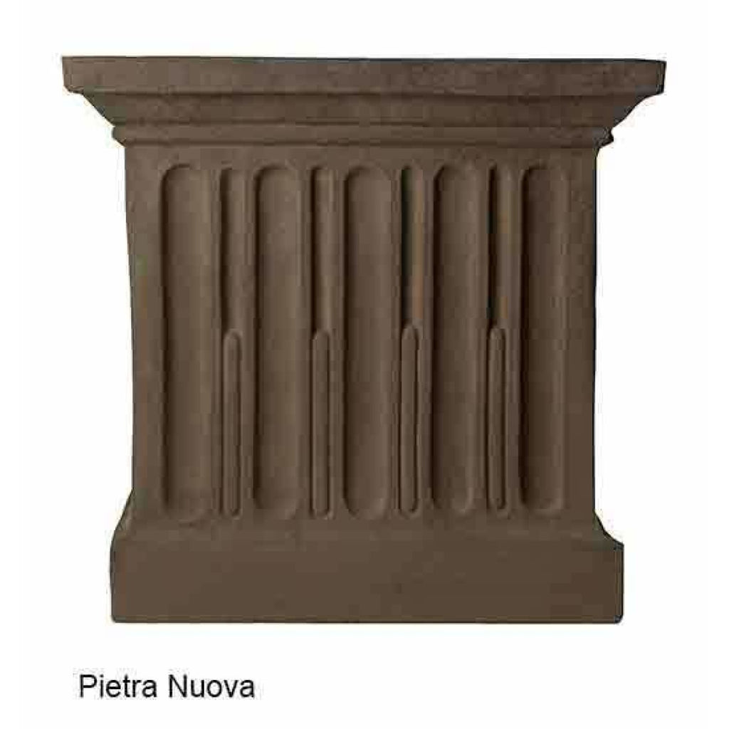 Campania International Long Beach Fountain - Pietra Nuova - Modern Fountains