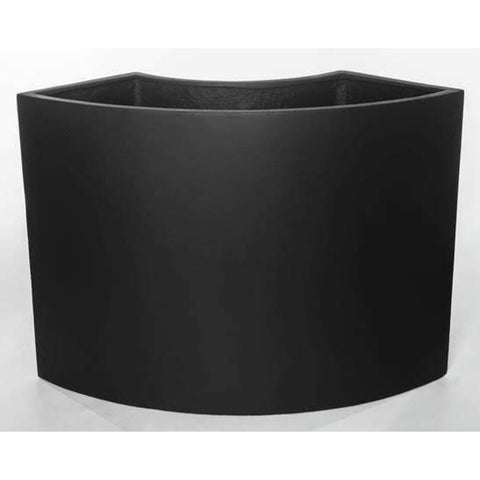 Image of Campania International Metropolitan Quarter Arc Planter 5036 - Modular Planters