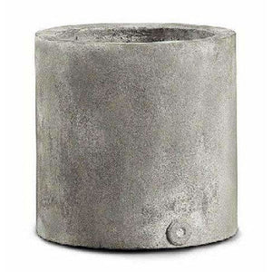 Campania International Morely Planter Set of 4 - Concrete Lite