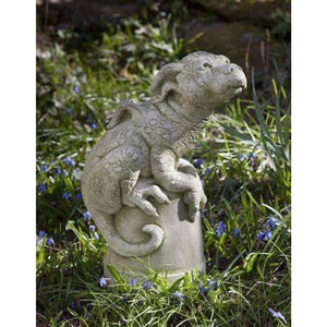 Campania International Puddles - Mythical Garden Statues