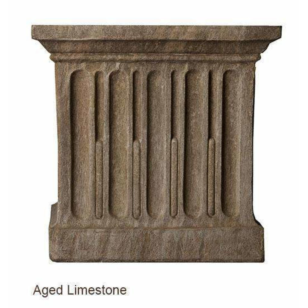 Campania International Relais Urn Set of 2 - Cast Stone Urn
