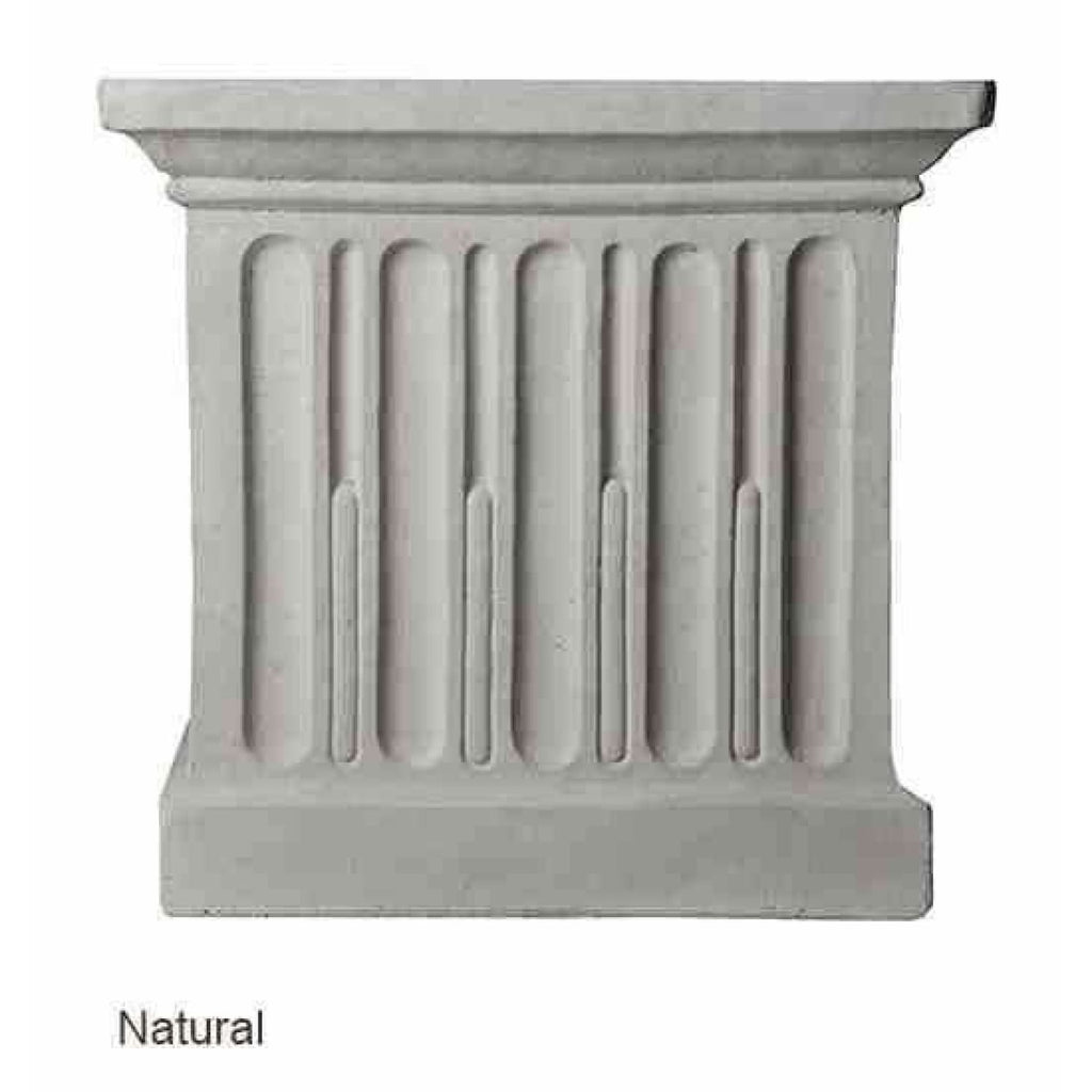 Campania International Relais Urn Set of 2 - Natural - Cast Stone Urn