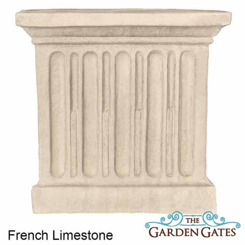 Campania International Scout the Dog Statue - French Limestone - Dog Statues- Made in USA
