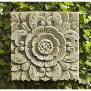 Campania International Square Eden Wall Plaque - Wall Plaques