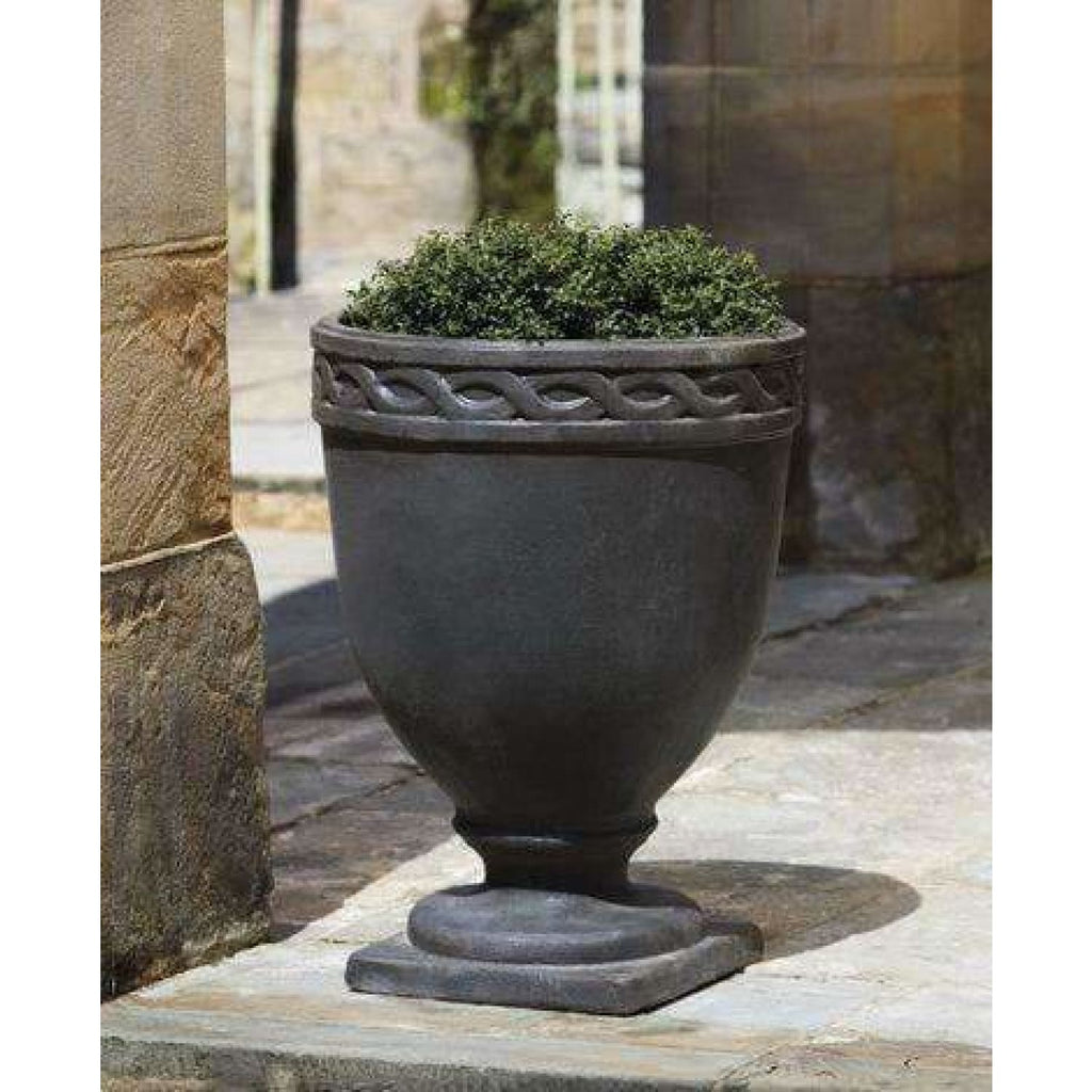 Campania International Veneto Urn Large in Antique Glaze - Cast Stone Urn