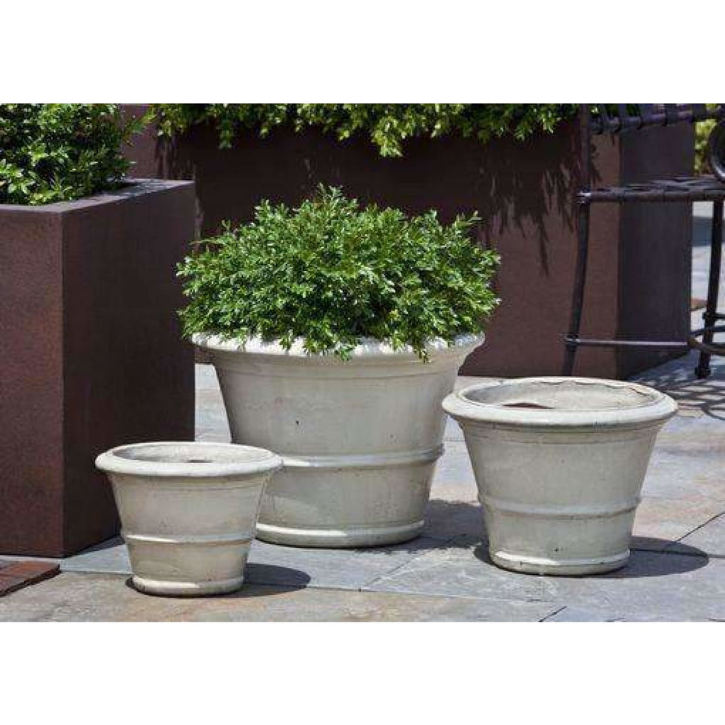 Campania International Vicolo Planter - Ceramic Planters
