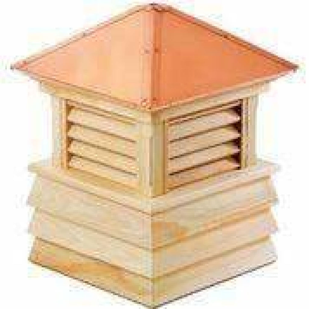 Dover Cupola 42 inches x 59 inches by Good Directions - Cupola - Wood
