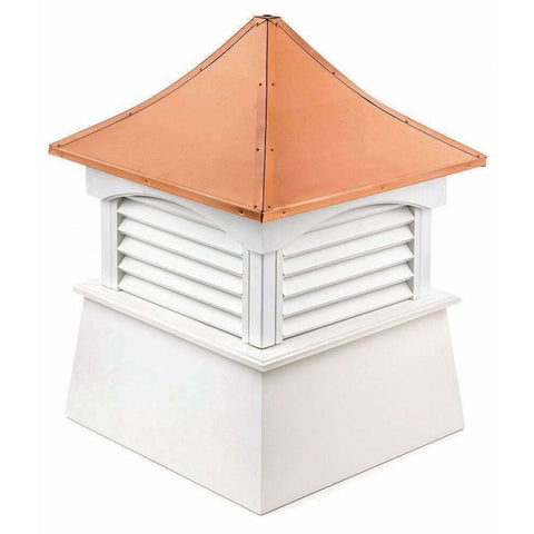 Good Directions Coventry Vinyl Cupola 48 inches x 69 inches - Cupola - Vinyl