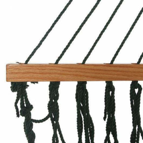 Pawleys Island DuraCord Rope Hammock - Large / Green - Outdoor Hammocks