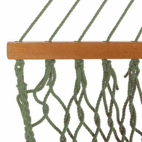 Pawleys Island DuraCord Rope Hammock - Large / Meadow - Outdoor Hammocks