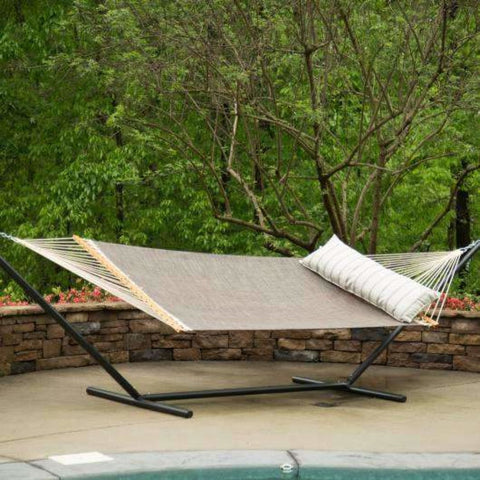 Pawleys Island Large Pool Side Hammock - Bronze - Outdoor Hammocks