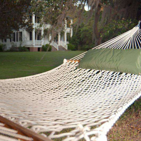 Pawleys Island Polyester Rope Hammock - Presidential - Outdoor Hammocks