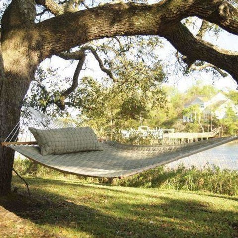 Pawleys Island SoftWeave Hammock - Flax - Outdoor Hammocks
