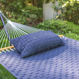 Pawleys Island SoftWeave Hammock Pillow - Blue - Outdoor Hammocks